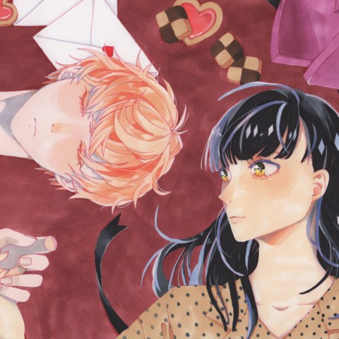 I'm sweet enough  | COPIC AWARD OFFICIAL WEBSITE